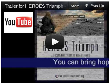 """HEROES Triumph"" Film Trailer"